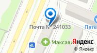 Компания Автомаг на карте