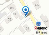 Магазин тормозных колодок и автозапчастей на карте