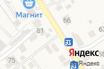 Схема проезда до компании Магазин тормозных колодок и автозапчастей в Супонево