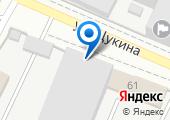 Динамо-Брянск-Сервис на карте