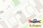 Схема проезда до компании Студия красоты в Петрозаводске