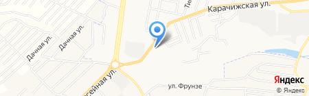АвтоСпецСтрой на карте Брянска