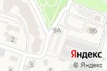 Схема проезда до компании Алёна в Путевке