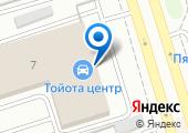 Тойота Центр Брянск на карте
