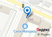 Центр автоуслуг на ул. Щукина на карте