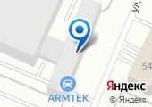 Русский Автобус на карте