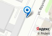 БрянскМАЗсервис, ЗАО на карте