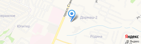 БТПиТ на карте Брянска
