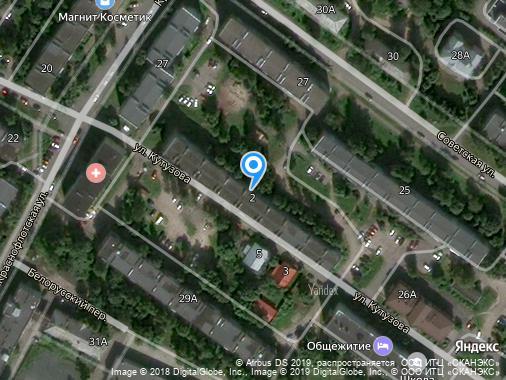 Продажа 2-комнатной квартиры, 48 м², Петрозаводск, улица Кутузова, 2