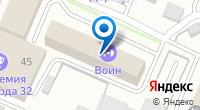 Компания СОЛО на карте