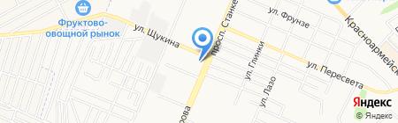 Брянск-вентиляция на карте Брянска