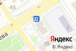 Схема проезда до компании Твой регион в Петрозаводске