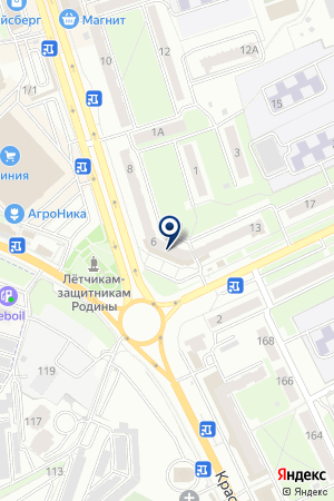ДОПОЛНИТЕЛЬНЫЙ ОФИС № 0153 БРЯНСКОЕ ОТДЕЛЕНИЕ № 8605 СБЕРБАНК РОССИИ на карте Брянска