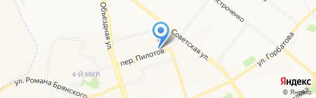 Автомобильный журнал на карте Брянска