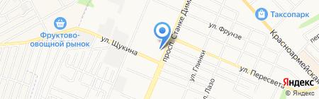 Alexandr Tattoo на карте Брянска