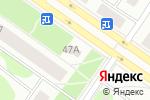 Схема проезда до компании Магазин женской одежды на Октябрьском проспекте в Петрозаводске