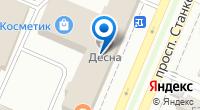 Компания Фабрика 032 на карте