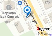 Магазин автозапчастей для микроавтобусов на карте