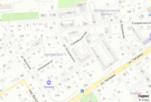 купить квартиру в ЖК по ул. Островского