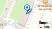 Компания Интердетали.рф на карте