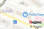 Схема проезда до компании Луна в Петрозаводске