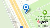 Компания Гранит на карте