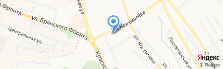 ЖЭК-2000 на карте Брянска