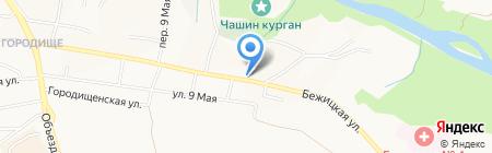 Avtomax на карте Брянска