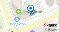 Компания ВСЁ и CRAZY на карте
