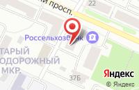 Схема проезда до компании Издательский Дом «Кристалл» в Петрозаводске