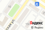 Схема проезда до компании Центр уюта в Петрозаводске
