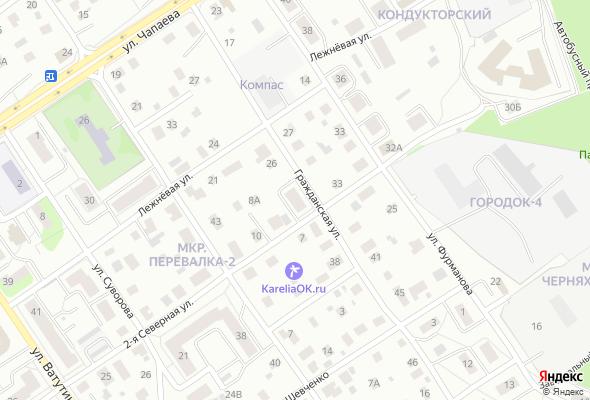 купить квартиру в ЖК по ул. Гражданская, 30