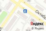 Схема проезда до компании Цветочная лавка в Петрозаводске