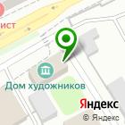Местоположение компании А.Р.Т.-Студия