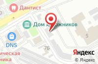 Схема проезда до компании Троллейбусное депо №1 в Брянске