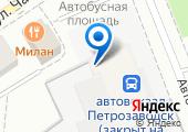 Карелавтотранс, ГУП на карте