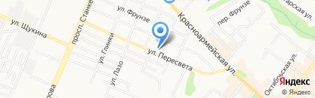 Мастер РКТ на карте Брянска