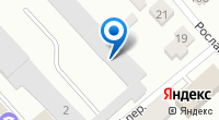 Компания ТСК на карте