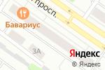 Схема проезда до компании Фран в Петрозаводске