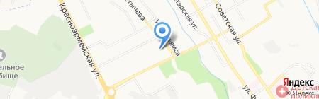 Продуктовая лавка на карте Брянска