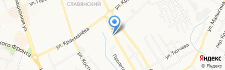 ИнтерМашСнаб на карте Брянска