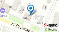 Компания Русский фейерверк-Брянск на карте