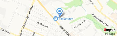 Amway на карте Брянска