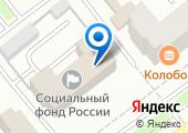 Управление Пенсионного фонда РФ в Советском районе на карте