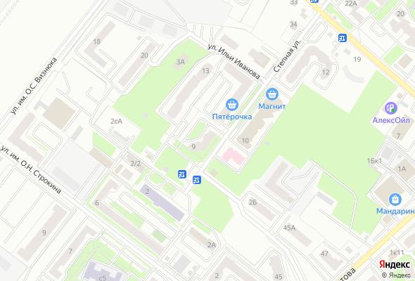 жилой комплекс По ул.Степной 9