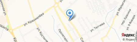 АвтоДен Брянск на карте Брянска