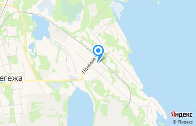 Местоположение на карте пункта техосмотра по адресу Респ Карелия, г Сегежа, ул Чернышевского