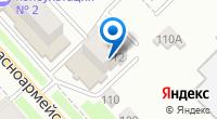 Компания Полы & Двери на карте