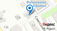 Компания Зайцев+1 на карте