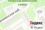 Схема проезда до компании Карельский Регистр неродственных доноров гемопоэтических стволовых клеток в Петрозаводске